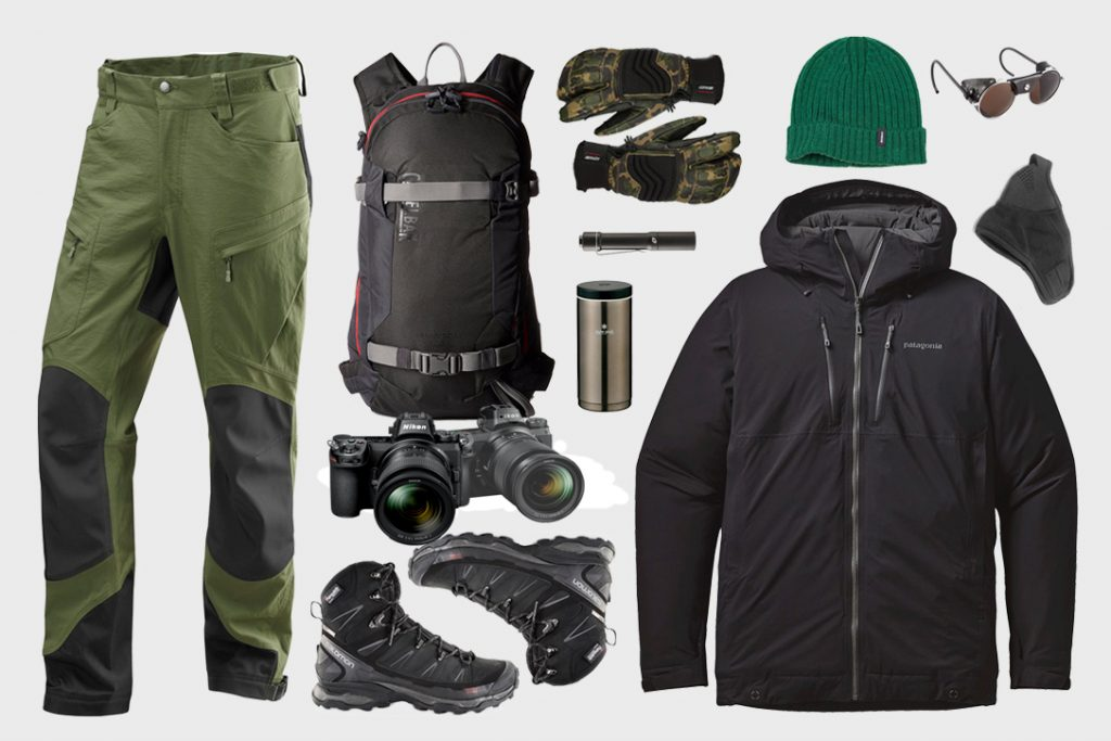 Africa Safari Packing List
